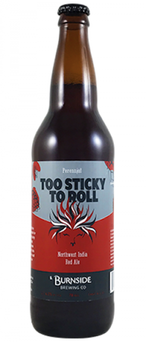 Too Sticky To Roll IRA by Burnside Brewing Company in Oregon, United States