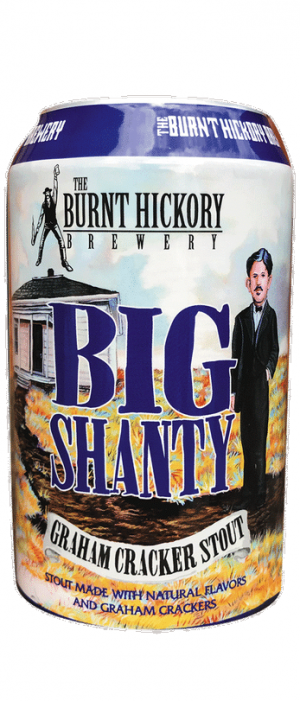 Big Shanty by The Burnt Hickory Brewery in Georgia, United States