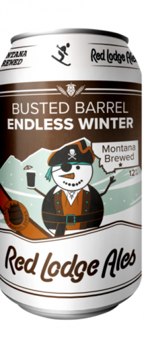 Busted Barrel Endless Winter by Red Lodge Ales Brewing Company in Montana, United States