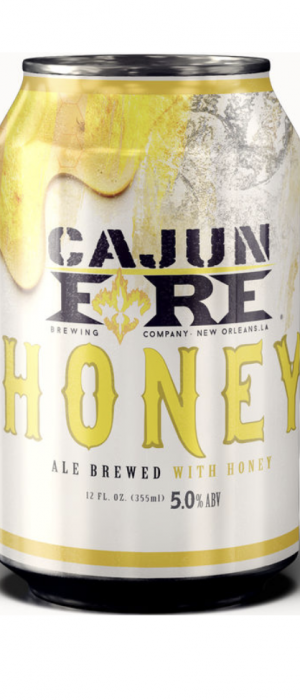 Honey Ale by Cajun Fire Brewing Company in Louisiana, United States
