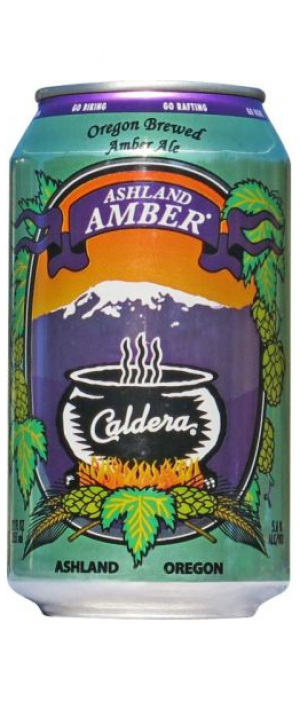 Ashland Amber by Caldera Brewing Company in Oregon, United States