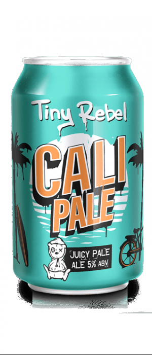 Cali Pale by Tiny Rebel in Gwent - Wales, United Kingdom