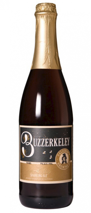 Buzzerkeley by Calicraft Brewing Co. in California, United States