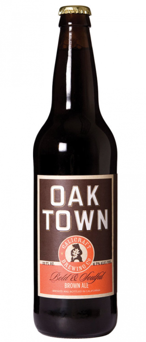 Oak Town by Calicraft Brewing Co. in California, United States