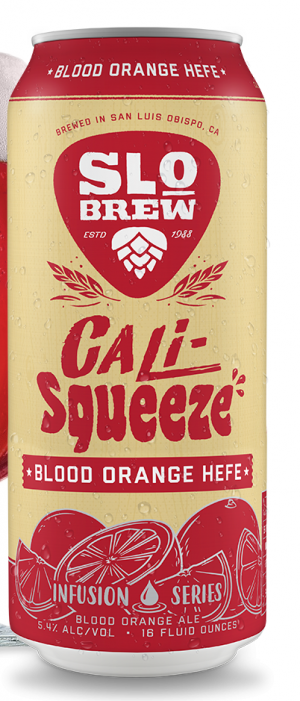 Cali-Squeeze by SLO Brew in California, United States