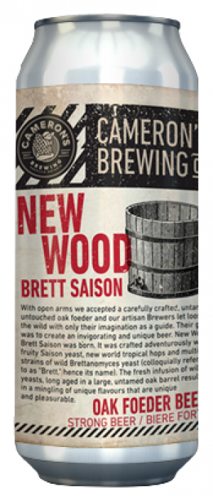 New Wood Brett Saison
