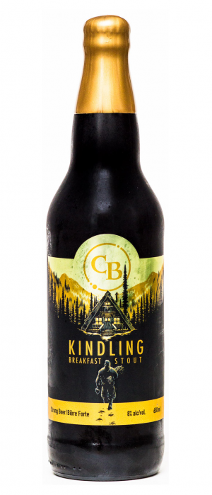 Kindling by Cannery Brewing in British Columbia, Canada