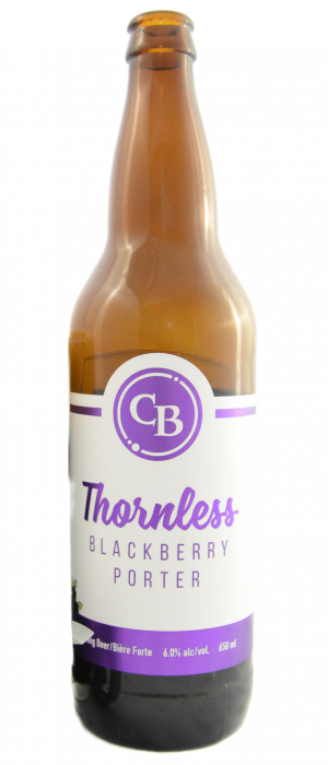 Thornless Blackberry Porter