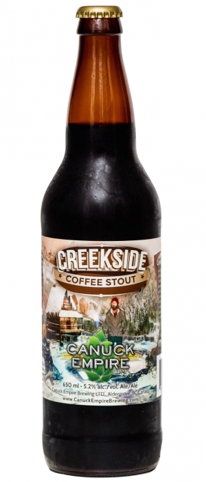 Creekside Coffee Stout