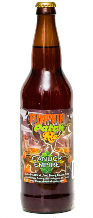 Lost Pumpkin Patch Ale