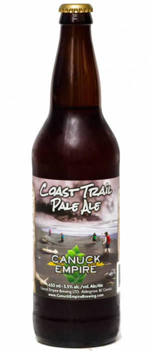 Coast Trail Pale Ale