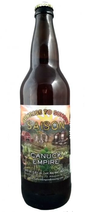 Sunrise to Sunset Saison
