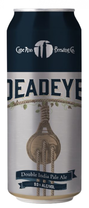 Deadeye by Cape Ann Brewing Company in Massachusetts, United States