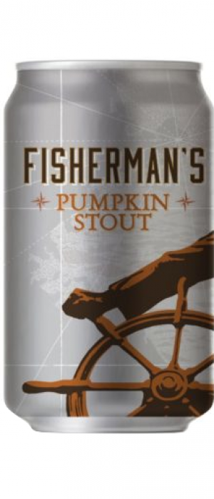 Fisherman's Pumpkin Stout by Cape Ann Brewing Company in Massachusetts, United States