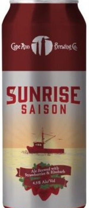 Sunrise Saison
