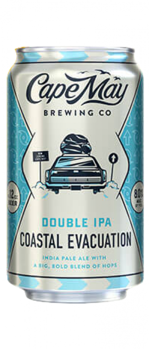 Coastal Evacuation by Cape May Brewing Company in New Jersey, United States