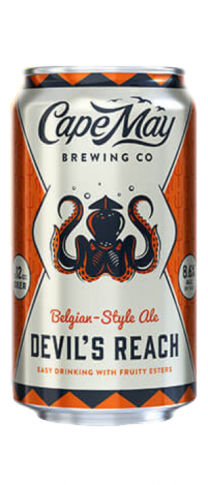 Devil's Reach by Cape May Brewing Company in New Jersey, United States