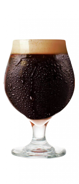 Honey Porter by Cape May Brewing Company in New Jersey, United States