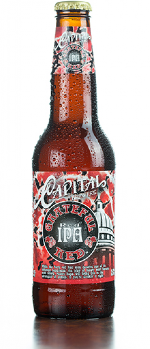 Grateful Red by Capital Brewery in Wisconsin, United States