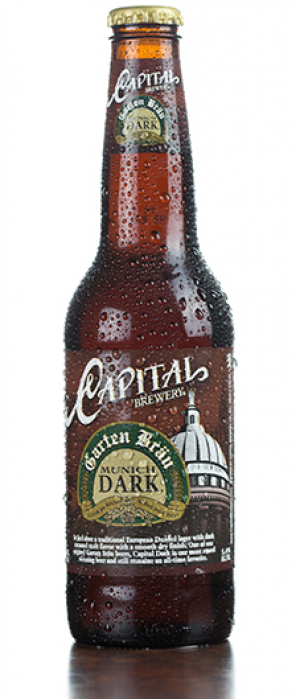 Munich Dark by Capital Brewery in Wisconsin, United States