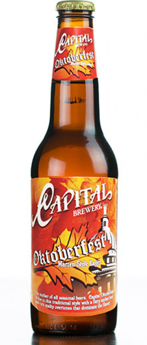 Oktoberfest by Capital Brewery in Wisconsin, United States