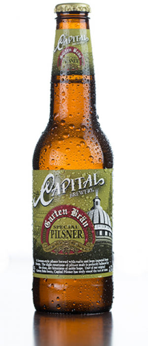 Special Pilsner by Capital Brewery in Wisconsin, United States