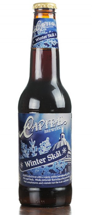 Winter Skål by Capital Brewery in Wisconsin, United States