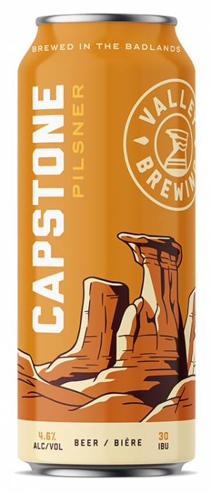 Capstone by Valley Brewing in Alberta, Canada