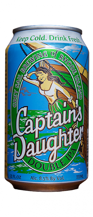Captain's Daughter by Grey Sail Brewing in Rhode Island, United States