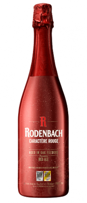 Caractère Rouge by Rodenbach in West Flanders, Belgium