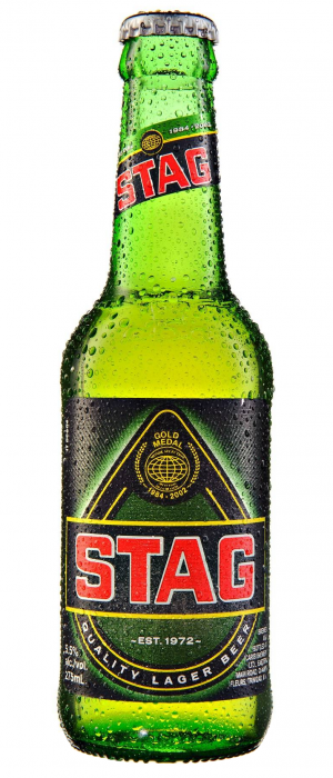 Stag by Carib Brewery in Tunapuna-Piarco, Trinidad and Tobago
