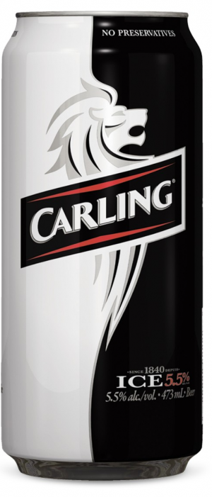 Carling Ice by Molson Coors in Colorado, United States