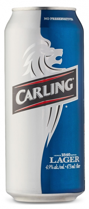 Carling Lager by Molson Coors in Colorado, United States