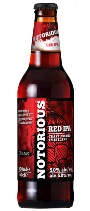 Notorious Red IPA