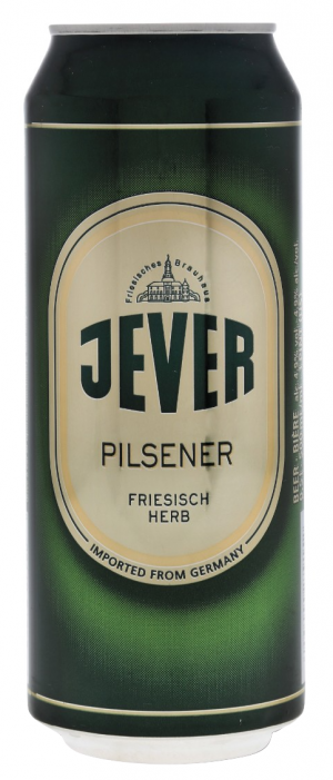 Jever Pilsener by Carlsberg Group in Ontario, Canada