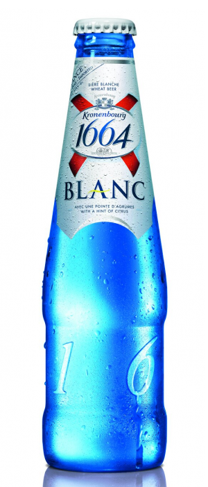 Kronenbourg 1664 Blanc by Carlsberg Group in Ontario, Canada
