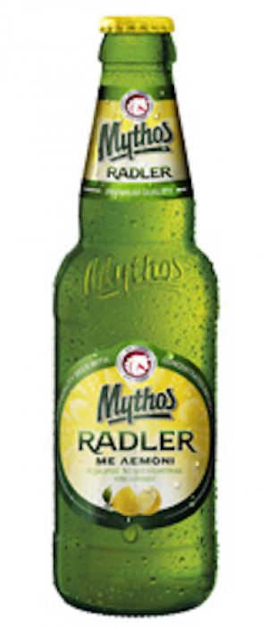 Mythos Radler by Carlsberg Group in Ontario, Canada