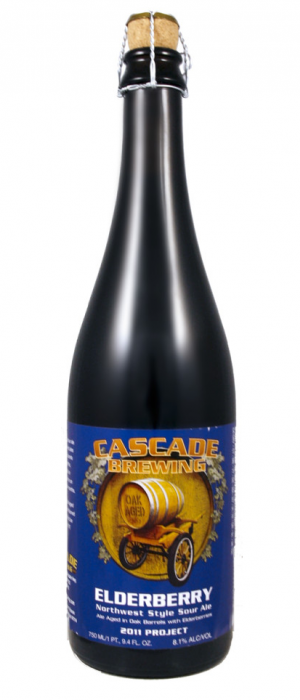 Cascade Elderberry by Cascade Brewing in Oregon, United States