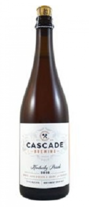 Kentucky Peach by Cascade Brewing in Oregon, United States