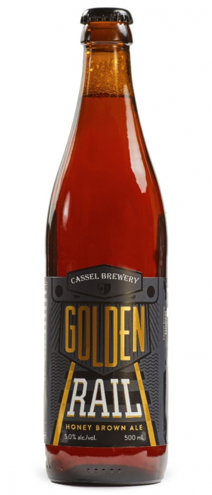 Golden Rail by Cassel Brewery in Ontario, Canada