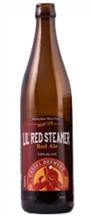 Lil' Red Steamer by Cassel Brewery in Ontario, Canada