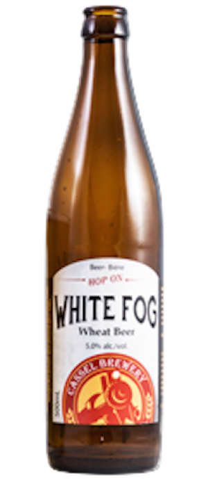 White Fog by Cassel Brewery in Ontario, Canada