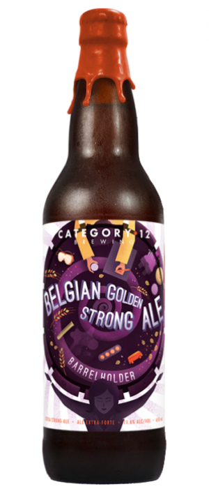 2017 Belgian Golden Strong Ale by Category 12 Brewing in British Columbia, Canada