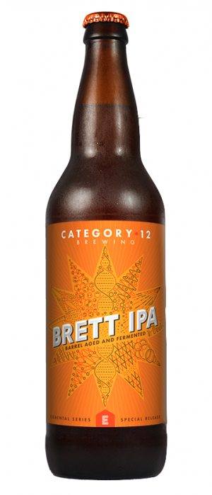 Brett IPA by Category 12 Brewing in British Columbia, Canada