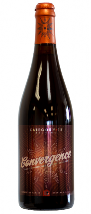 Convergence by Category 12 Brewing in British Columbia, Canada