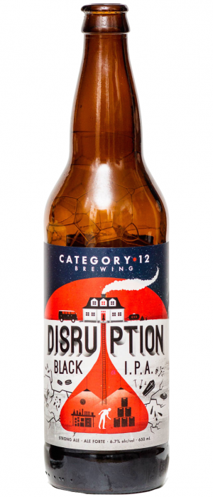 Disruption Black IPA