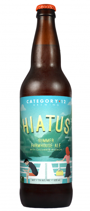 Hiatus by Category 12 Brewing in British Columbia, Canada