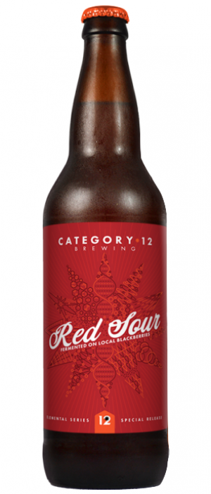 Red Sour by Category 12 Brewing in British Columbia, Canada