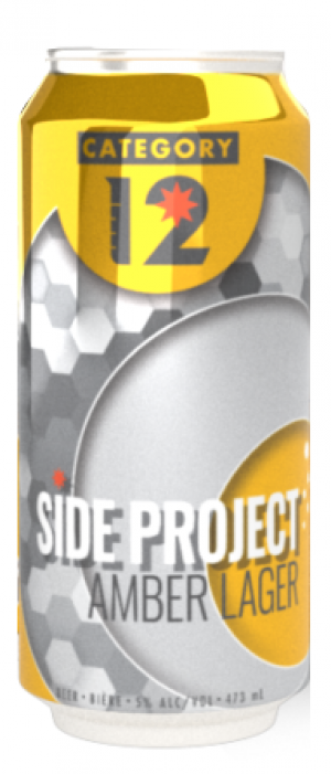 Side Project by Category 12 Brewing in British Columbia, Canada