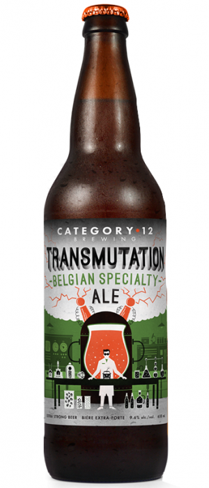 Transmutation by Category 12 Brewing in British Columbia, Canada